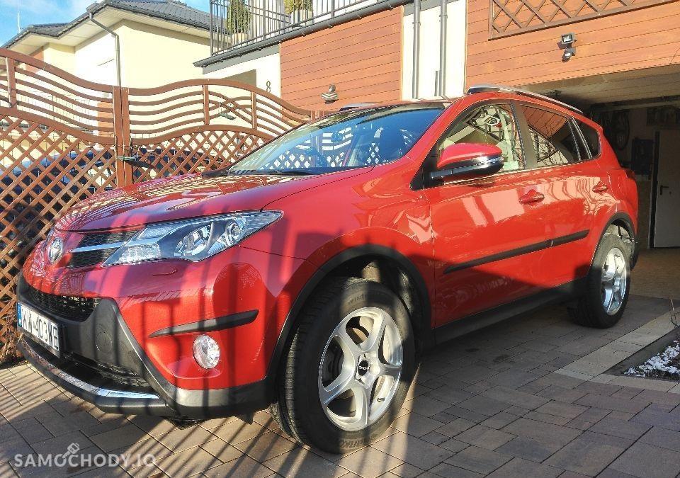 Toyota RAV4 IV (2012-) Benzyna 2.0 150KM 2013r. 1