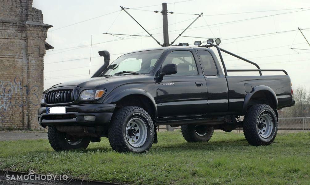Toyota Tacoma 231 KM , 4x4 , I właściciel 2