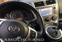toyota verso s Toyota Verso S Pierwszy wlasciciel przebieg 53tkm Automat Klima Kamera cofania Kierownica Tempomat