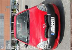 toyota Toyota Yaris I (1999-2005) 2002 Toyta Yaris 1.0. Pakowny i oszczedny. Zawsze sprawny.
