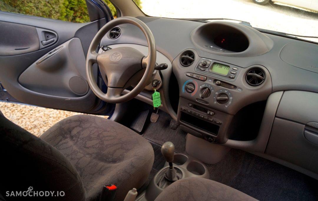 Toyota Yaris I (1999-2005) Klima CD Benzyna 1.0 68KM 4