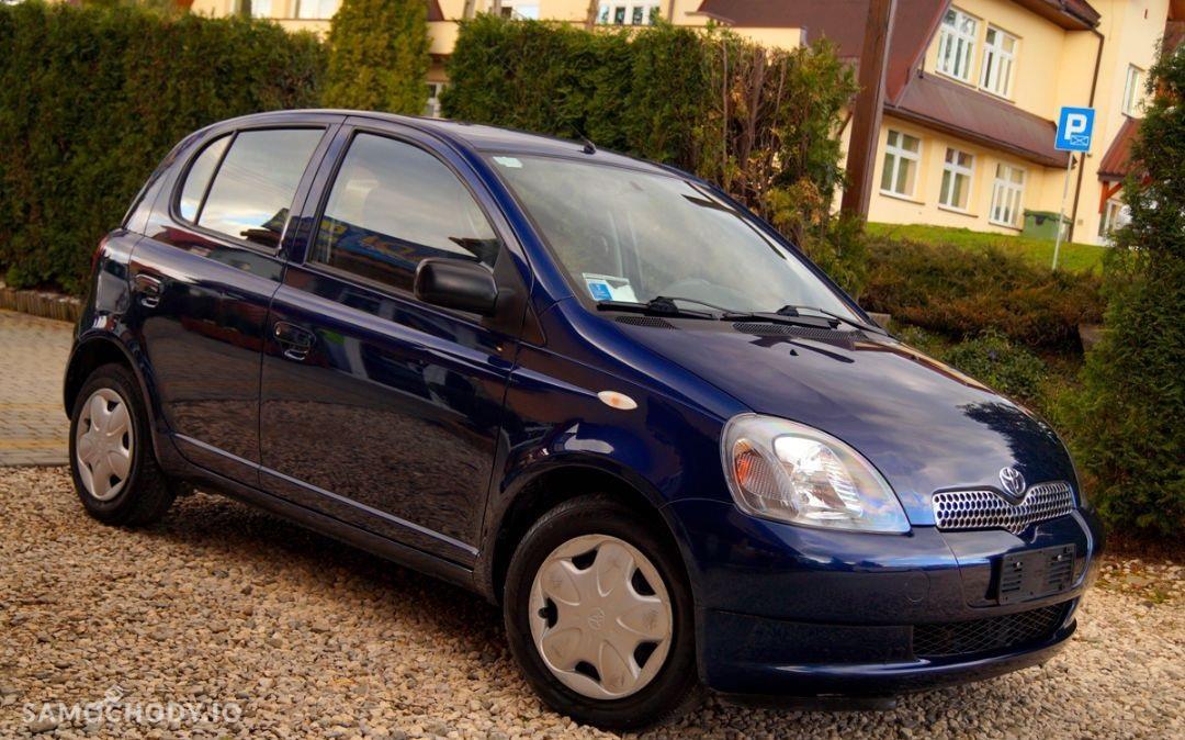 Toyota Yaris I (1999-2005) Klima CD Benzyna 1.0 68KM 1