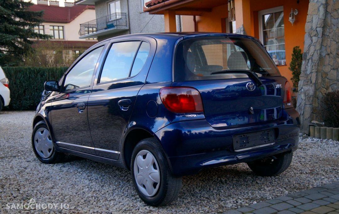 Toyota Yaris I (1999-2005) Klima CD Benzyna 1.0 68KM 2