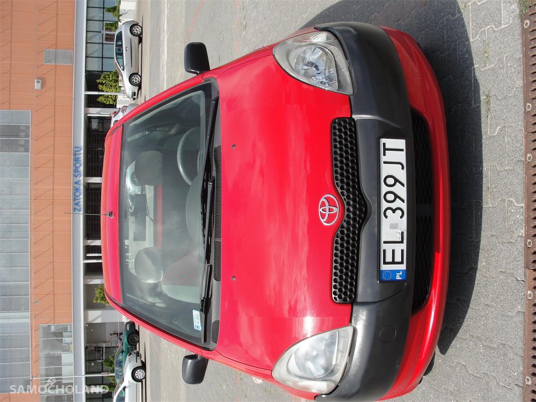 Toyota Yaris I (1999-2005) Zawsze niezawodny 2
