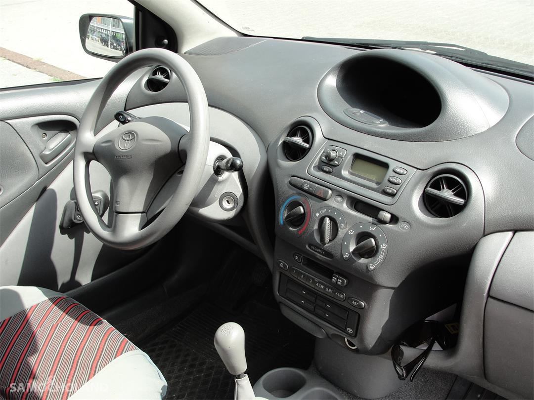 Toyota Yaris I (1999-2005) Zawsze niezawodny 7