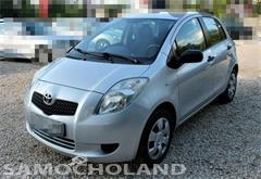 z wojewodztwa mazowieckie Toyota Yaris II (2005-2011)