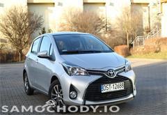 toyota yaris z województwa dolnośląskie Toyota Yaris III (2011-) 1.3 99KM Automat 2014 9 tys przebiegu