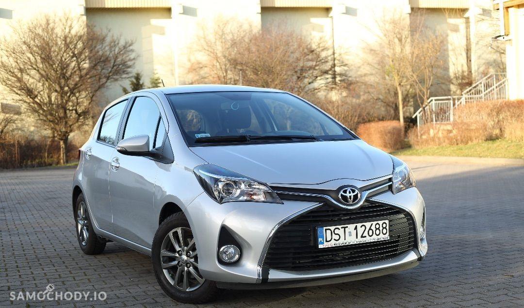 Toyota Yaris III (2011-) 1.3 99KM Automat 2014 9 tys przebiegu 2