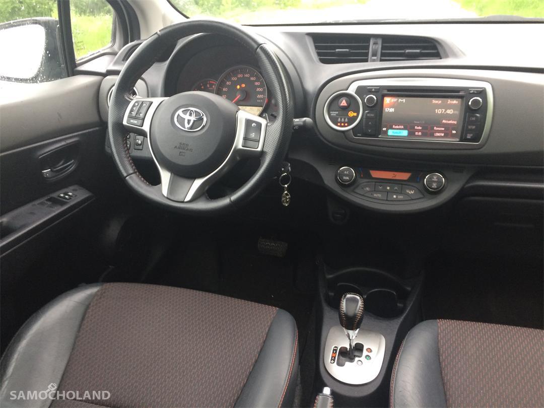 Toyota Yaris III (2011-) Pełna dokumentacja serwisowa 4
