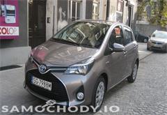 toyota yaris z województwa śląskie Toyota Yaris III (2011-) Premium Hybrid Prywatna