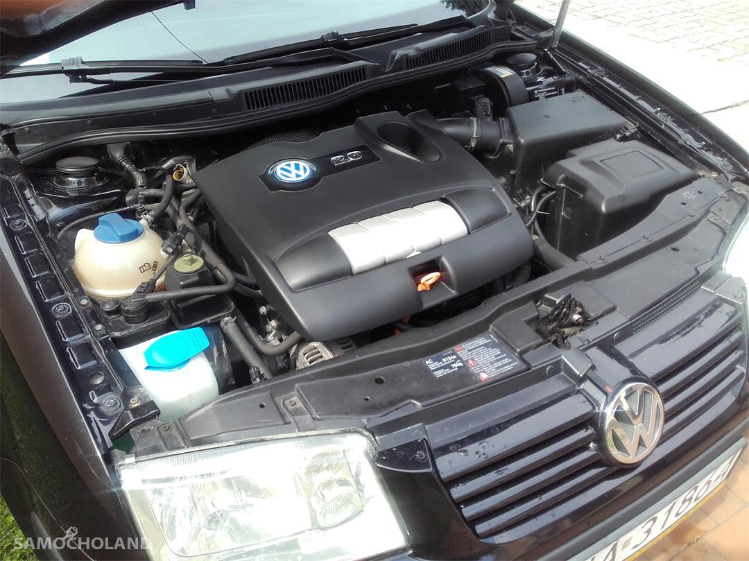 Volkswagen Bora Bora 2.0 - pierwszy właściciel,BDB stan! 16