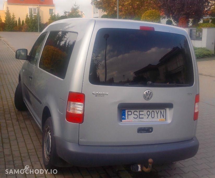 Volkswagen Caddy III (2004-) Diesel 1.9 105KM 2006r. 1