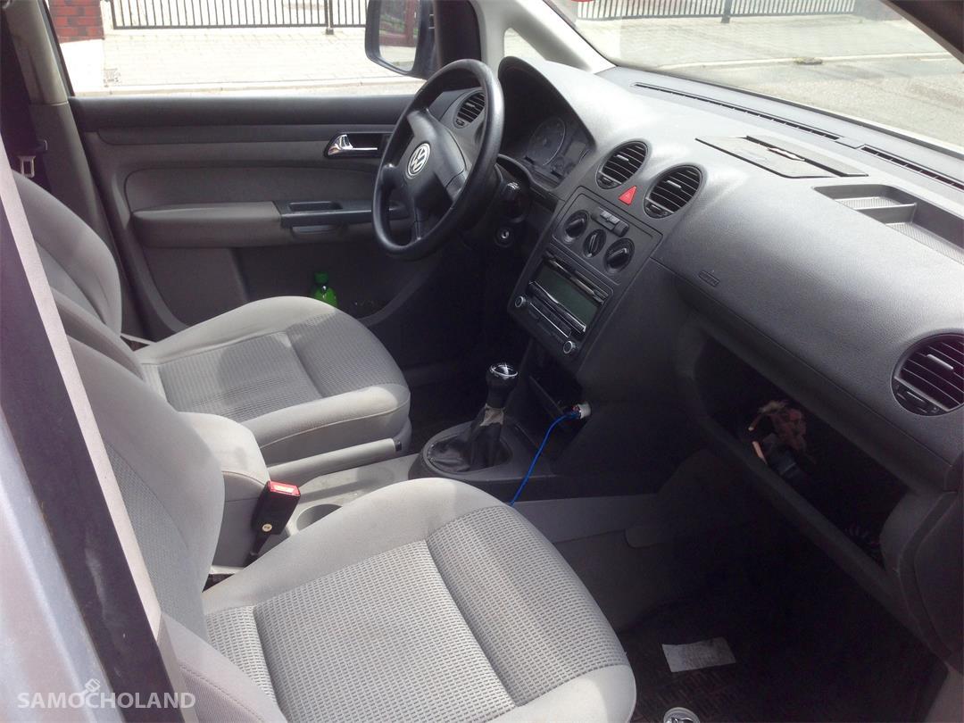 Volkswagen Caddy III (2004-) Volkswagen caddy 7 osobowy 2004 1.9TDI zamiana 22