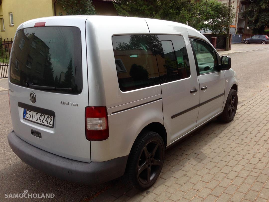 Volkswagen Caddy III (2004-) Volkswagen caddy 7 osobowy 2004 1.9TDI zamiana 2