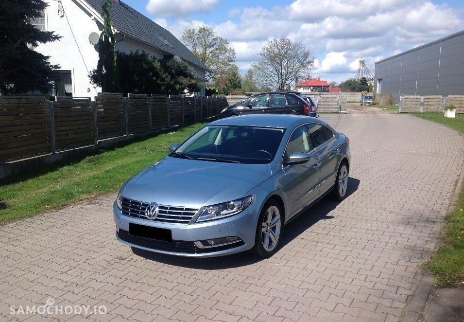 Volkswagen CC xenony , skóra , klima 1