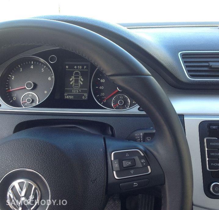 Volkswagen CC xenony , skóra , klima 4
