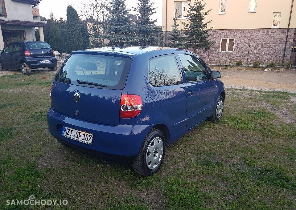 Volkswagen Fox MP3 1 wł. Serwisowany w ASO 2