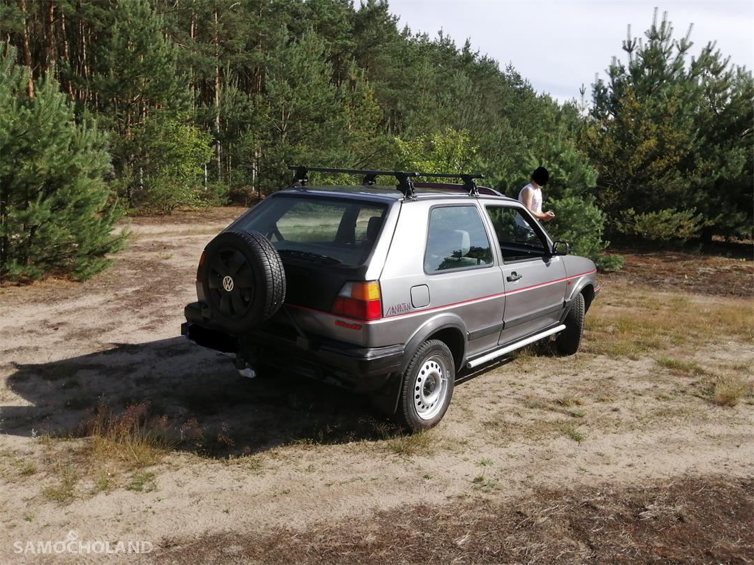 Volkswagen Golf II (1983-1992) Volkswagen Golf II 1.6 Automat LPG 7