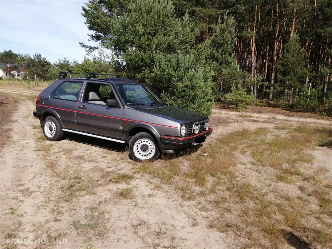 Volkswagen Golf II (1983-1992) Volkswagen Golf II 1.6 Automat LPG 11