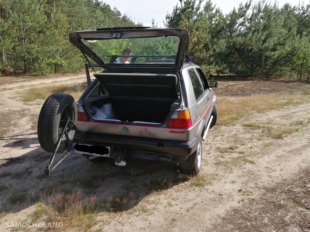 Volkswagen Golf II (1983-1992) Volkswagen Golf II 1.6 Automat LPG 22