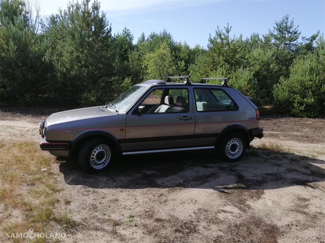 Volkswagen Golf II (1983-1992) Volkswagen Golf II 1.6 Automat LPG 1