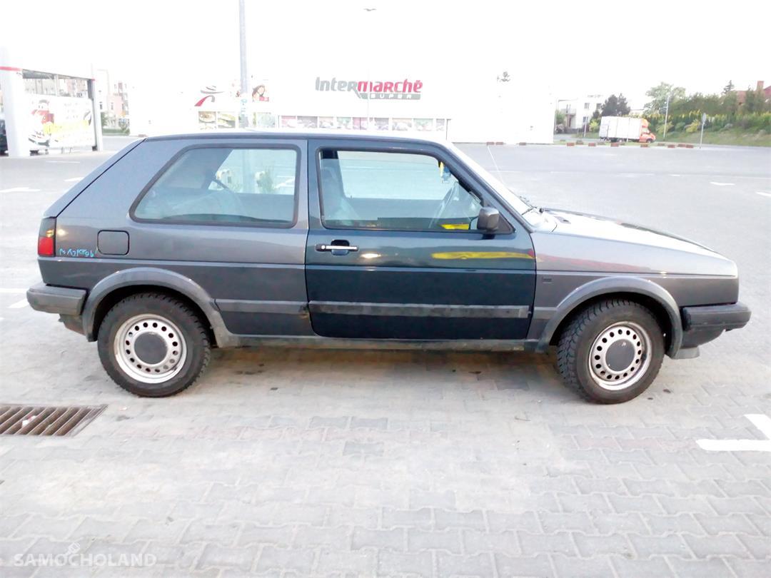 Volkswagen Golf II (1983-1992) Volkswagen Golf II 1.6 benzyna+LPG (Madison) 7