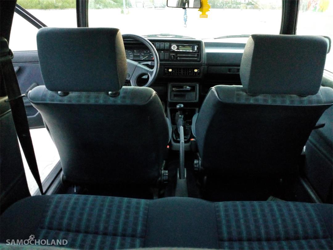Volkswagen Golf II (1983-1992) Volkswagen Golf II 1.6 benzyna+LPG (Madison) 22