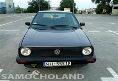 z wojewodztwa warmińsko-mazurskie Volkswagen Golf II (1983-1992) Volkswagen Golf II 1.6 benzyna+LPG (Madison)