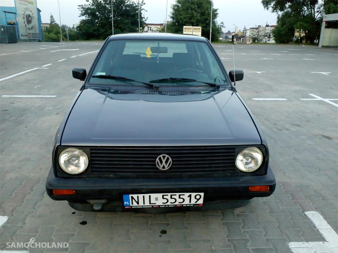 Volkswagen Golf II (1983-1992) Volkswagen Golf II 1.6 benzyna+LPG (Madison) 1