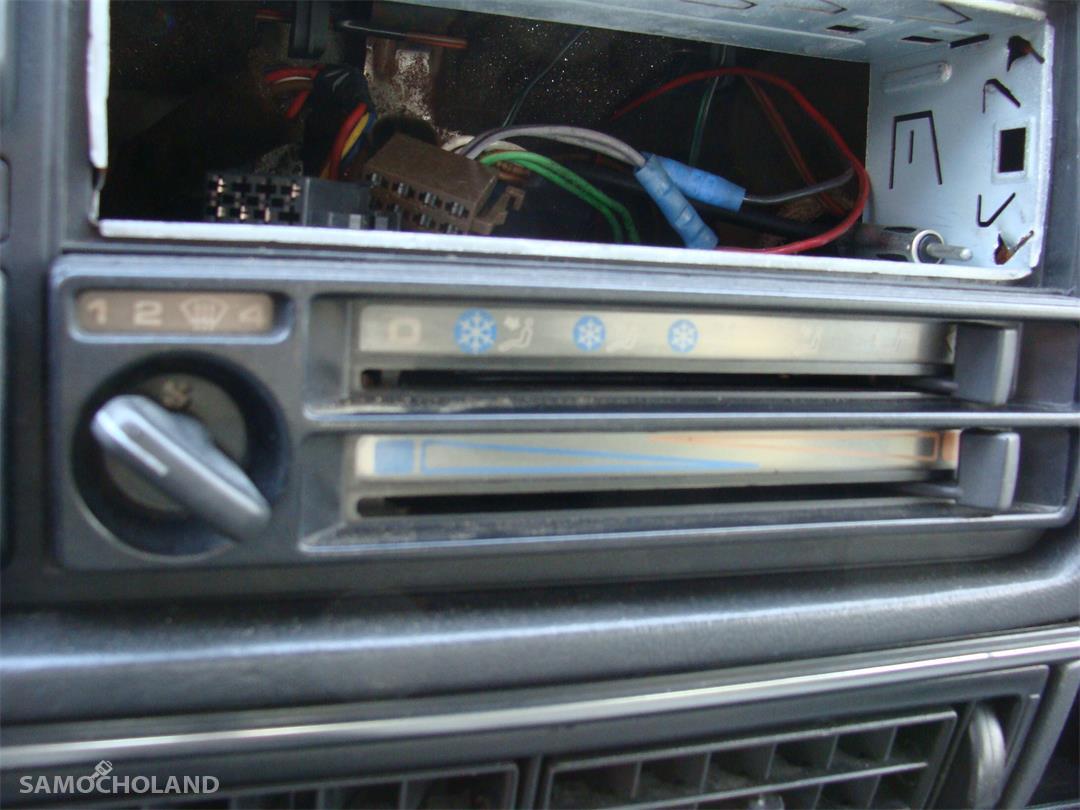 Volkswagen Golf II (1983-1992) Volkswagen Golf II 1,8 benzyna 90 KM fabryczna klimatyzacja 2