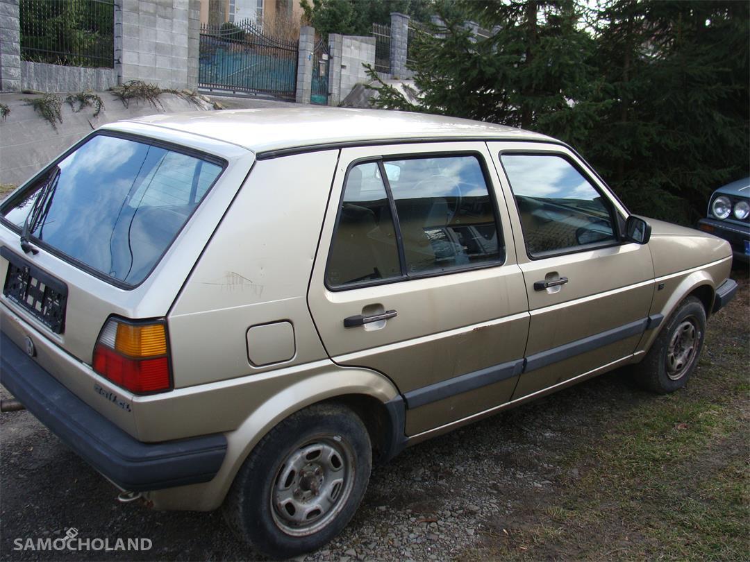 Volkswagen Golf II (1983-1992) Volkswagen Golf II 1,8 benzyna 90 KM fabryczna klimatyzacja 11