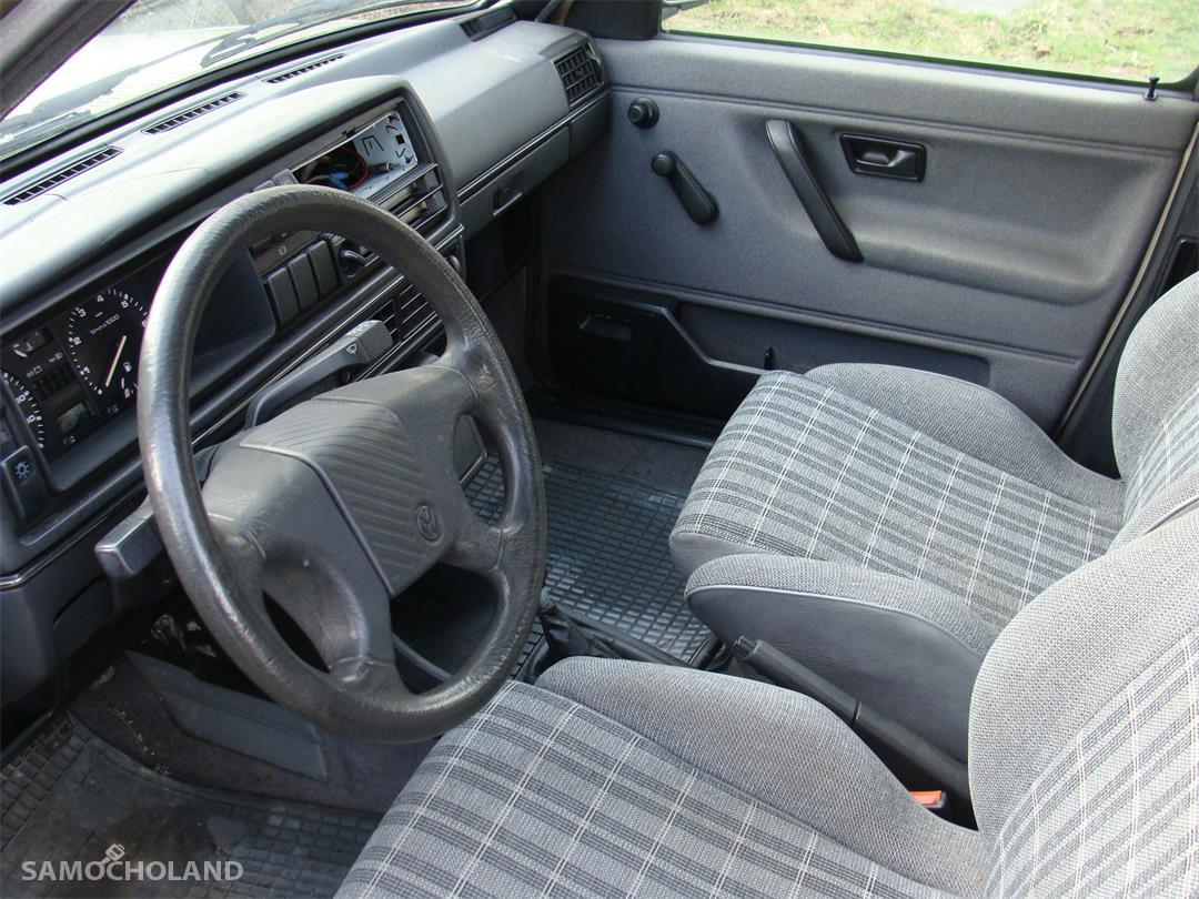 Volkswagen Golf II (1983-1992) Volkswagen Golf II 1,8 benzyna 90 KM fabryczna klimatyzacja 1