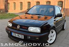 z miasta żyrardów Volkswagen Golf III (1991-1998) zadbany , kolekcjonerski egzemplarz , orginalne szyby