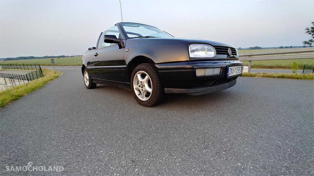 Volkswagen Golf III (1991-1998) Cabrio, zadbany, pierwszy właściciel 56