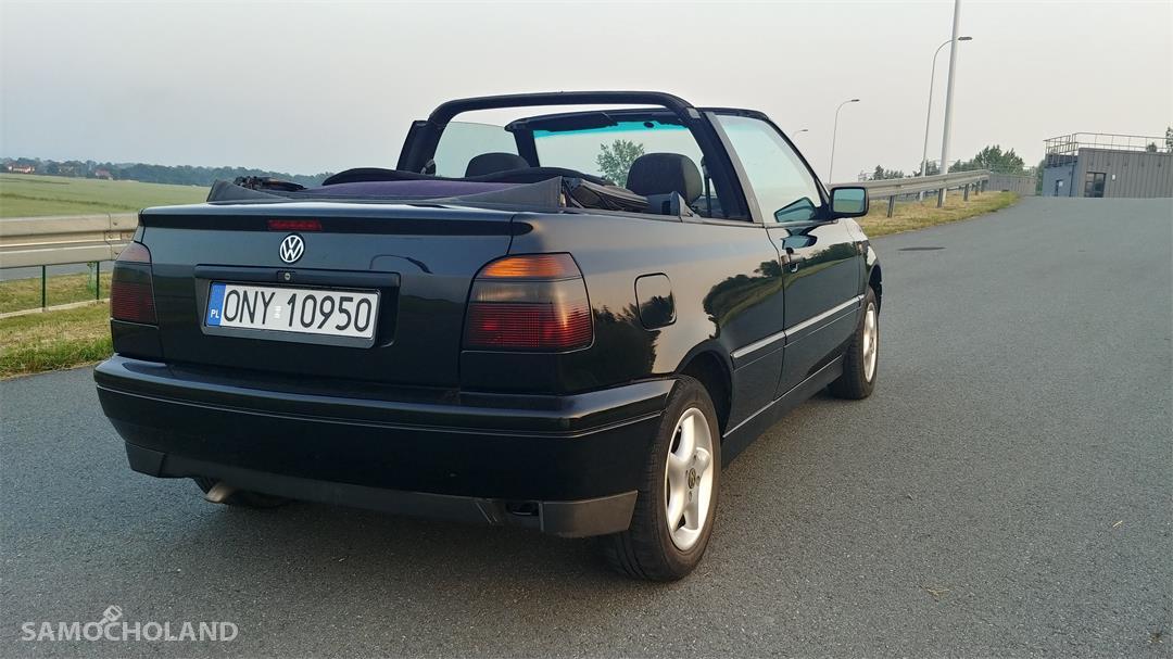 Volkswagen Golf III (1991-1998) Cabrio, zadbany, pierwszy właściciel 67