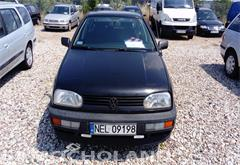 z miasta ełk Volkswagen Golf III (1991-1998) Sprzedam Volkswagen Golf 3
