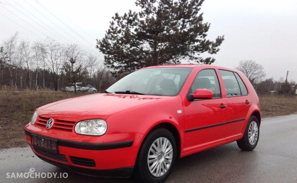 Volkswagen Golf IV (1997-2006) 1.4 benzyna, podgrzewane fotele, ESP, 5 drzwi 2