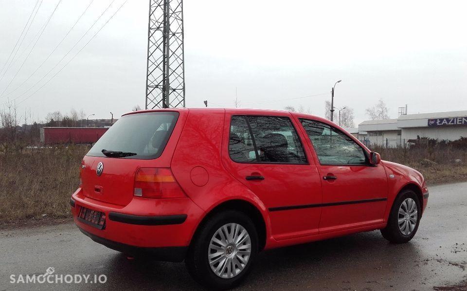 Volkswagen Golf IV (1997-2006) 1.4 benzyna, podgrzewane fotele, ESP, 5 drzwi 1