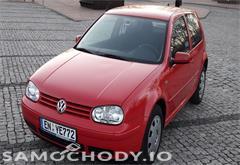 volkswagen z województwa łódzkie Volkswagen Golf IV (1997-2006) CD alufelgi Klima 1999r.