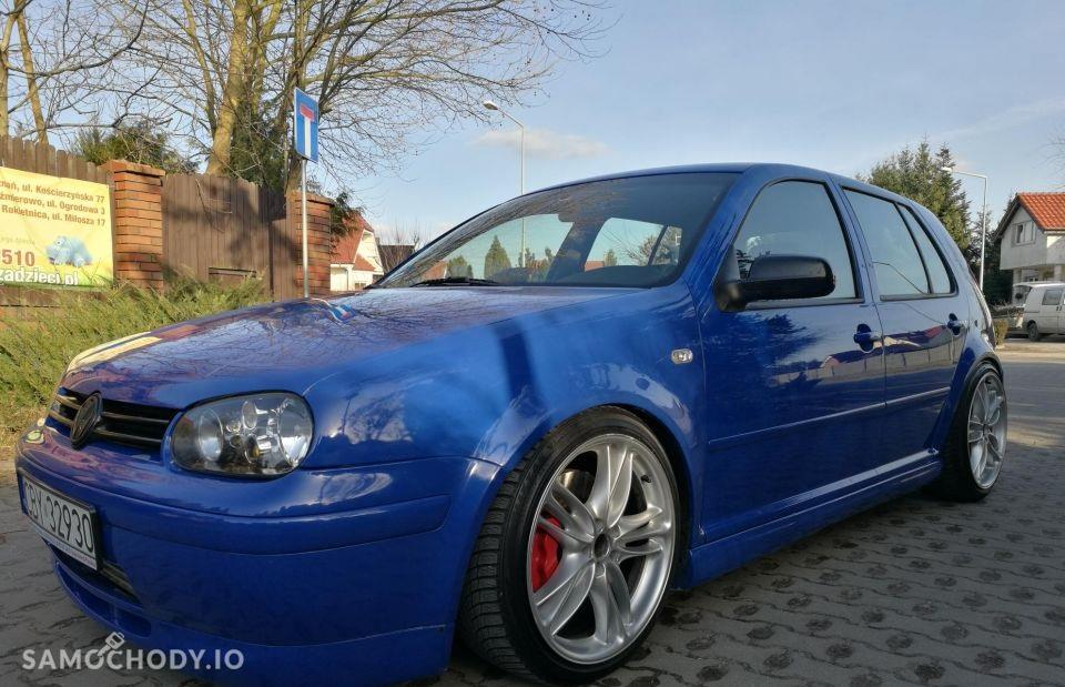 Volkswagen Golf IV (1997-2006) GTI 1.8 TURBO gwint 313KM Rakieta 2