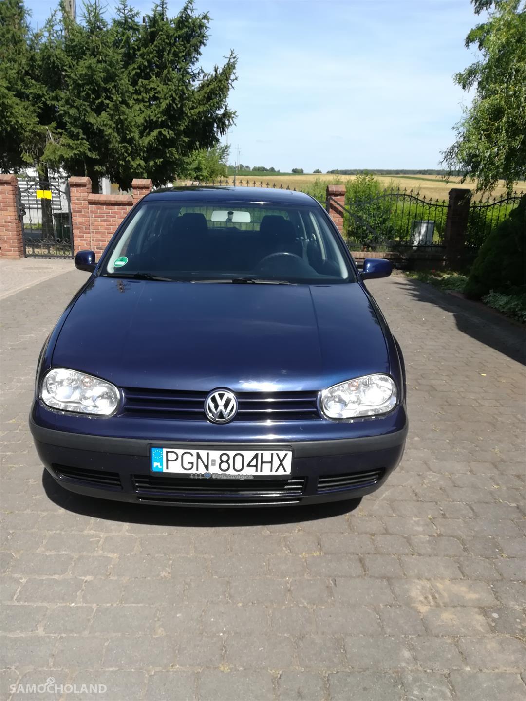 Volkswagen Golf IV (1997-2006) Volkswagen Golf IV 1,9 TDI Klimatyzacja 1