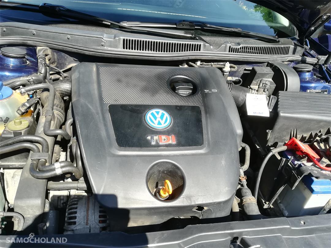 Volkswagen Golf IV (1997-2006) Volkswagen Golf IV 1,9 TDI Klimatyzacja 46