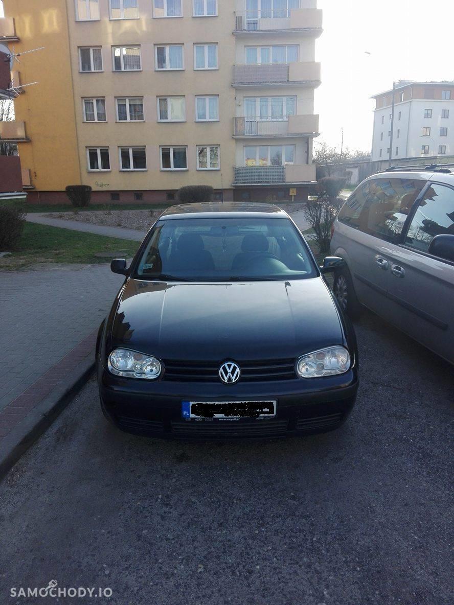 Volkswagen Golf IV (1997-2006) VOLKSWAGEN GOLF IV BEZ WKŁADU FINANSOWEGO 1