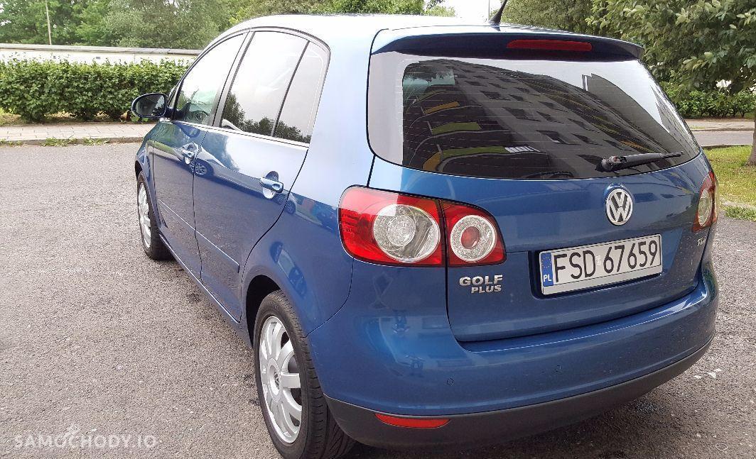 Volkswagen Golf Plus 1.9TDI , PRZYCIEMNIANE SZYBY ,TEMPOMAT 2