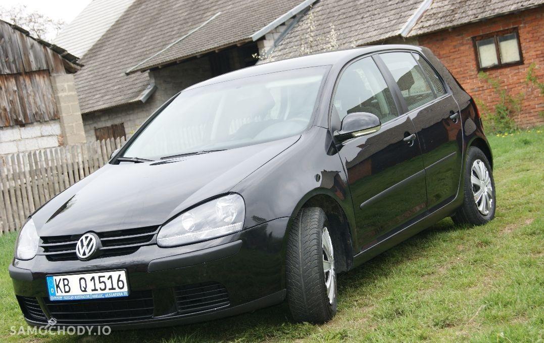Volkswagen Golf V (2003-2009) ZADBANE , DYNAMICZNY , OSZCZĘDNY  1