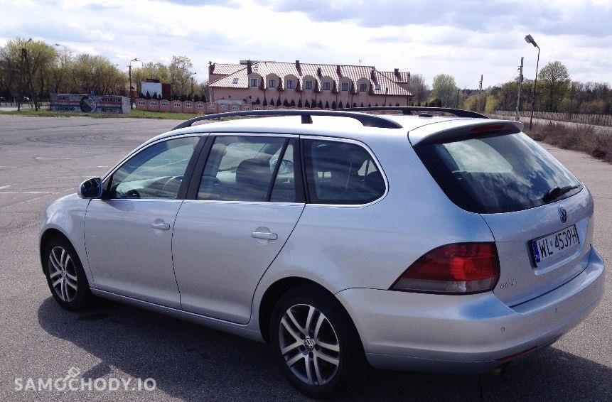 Volkswagen Golf VI (2008-2013) 1.6TDI 105KM Salon Polska, serwisowany 2