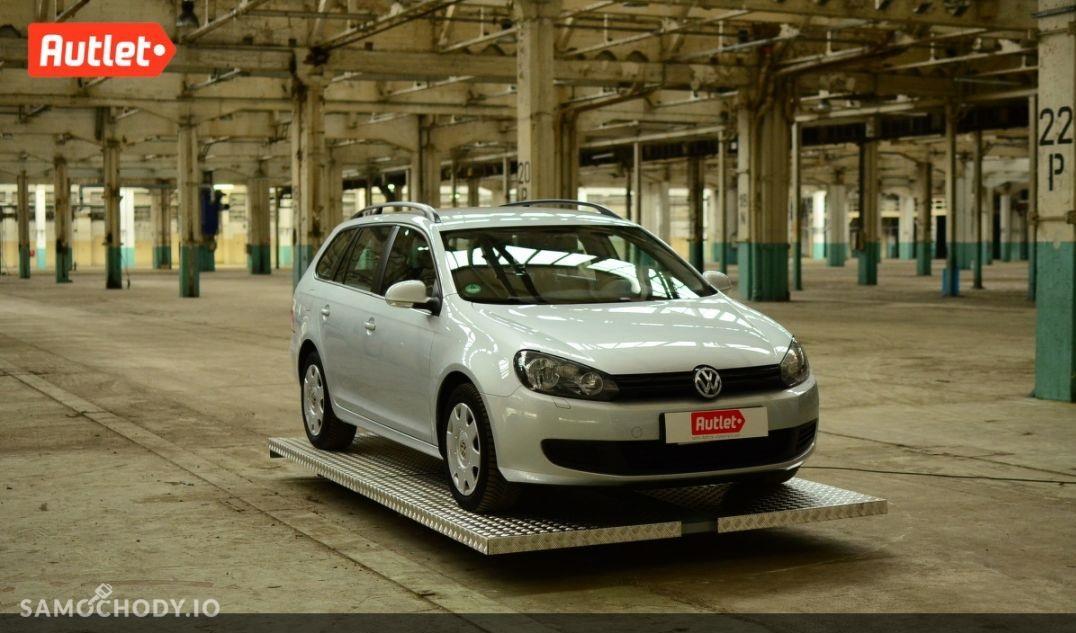 Volkswagen Golf VI (2008-2013) KLIMA , PODGRZEWANE SIEDZENIA , CZUJNIKI PARKOWANIA 1