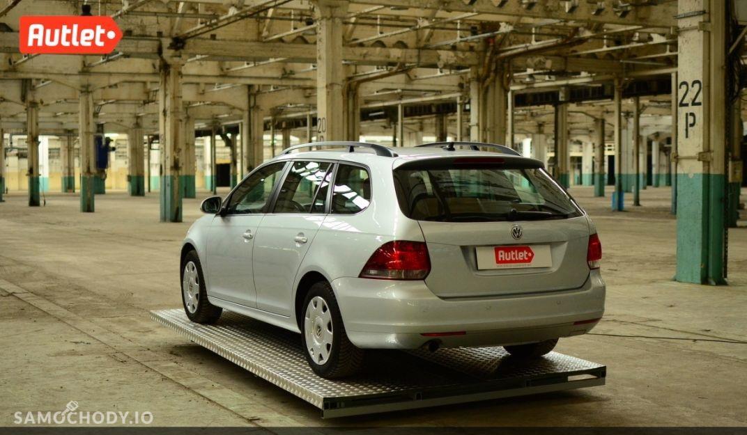 Volkswagen Golf VI (2008-2013) KLIMA , PODGRZEWANE SIEDZENIA , CZUJNIKI PARKOWANIA 2
