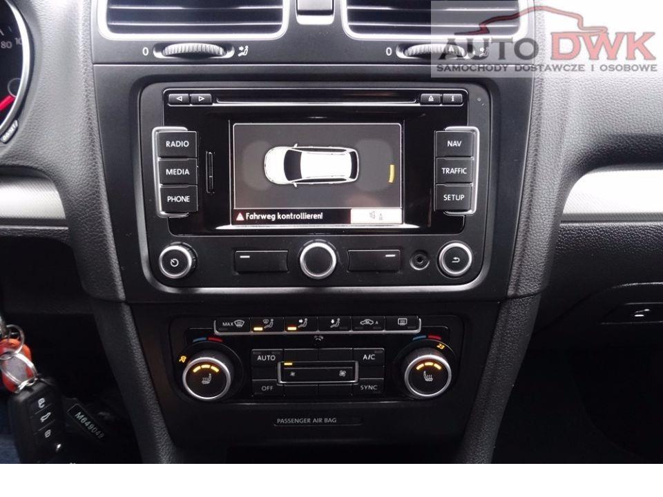 Volkswagen Golf VI (2008-2013) MATCH 2013r. 2.0 TDI 140KM 16