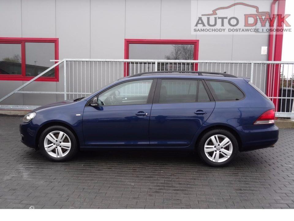 Volkswagen Golf VI (2008-2013) MATCH 2013r. 2.0 TDI 140KM 4